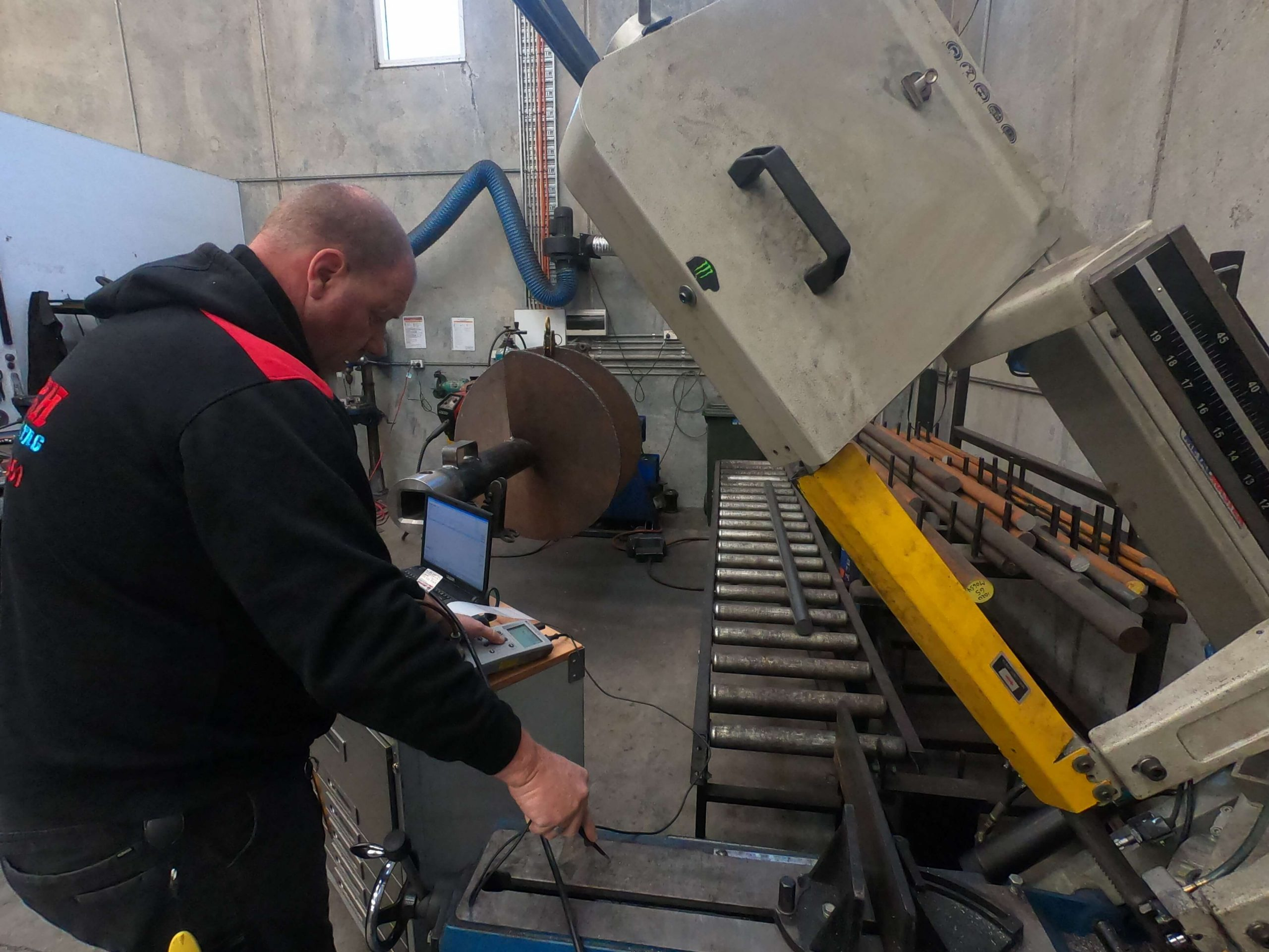 Manufacturing Appliance tag and test Dandenong