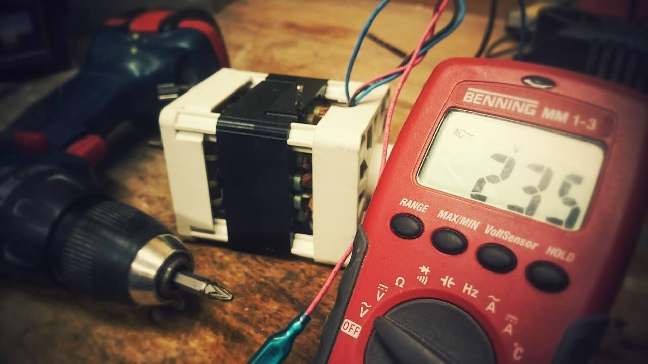 Dandenong Factory Appliance Testing